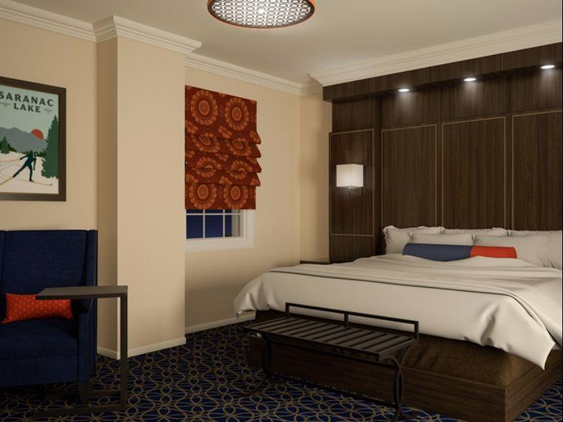 1 King Superior 2 Room Suite