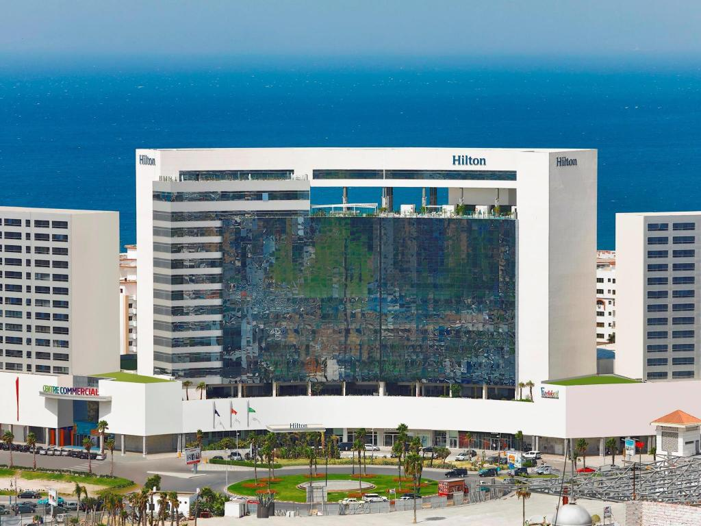 Hilton Tanger City Center Hotel And Residences