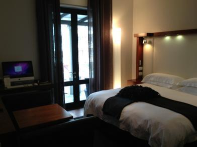 Deluxe Room with outside Balcony