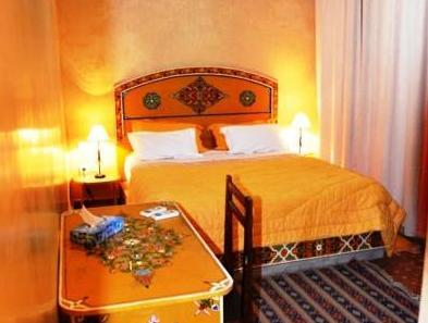 Ouarzazatia雙人房 (Ouarzazatia Double Room)