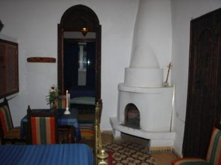Interior view Dar Mounia Hotel