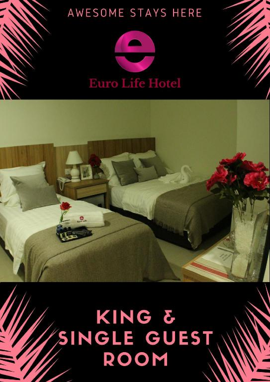 Standard Family Room - View Euro Life Hotel @ KL Sentral