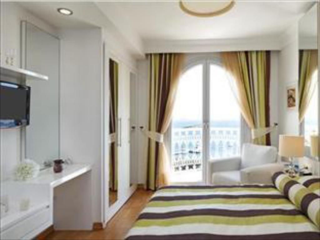 Suite Deluxe Double avec vue sur la mer - Chambre Sianji Well-Being Resort