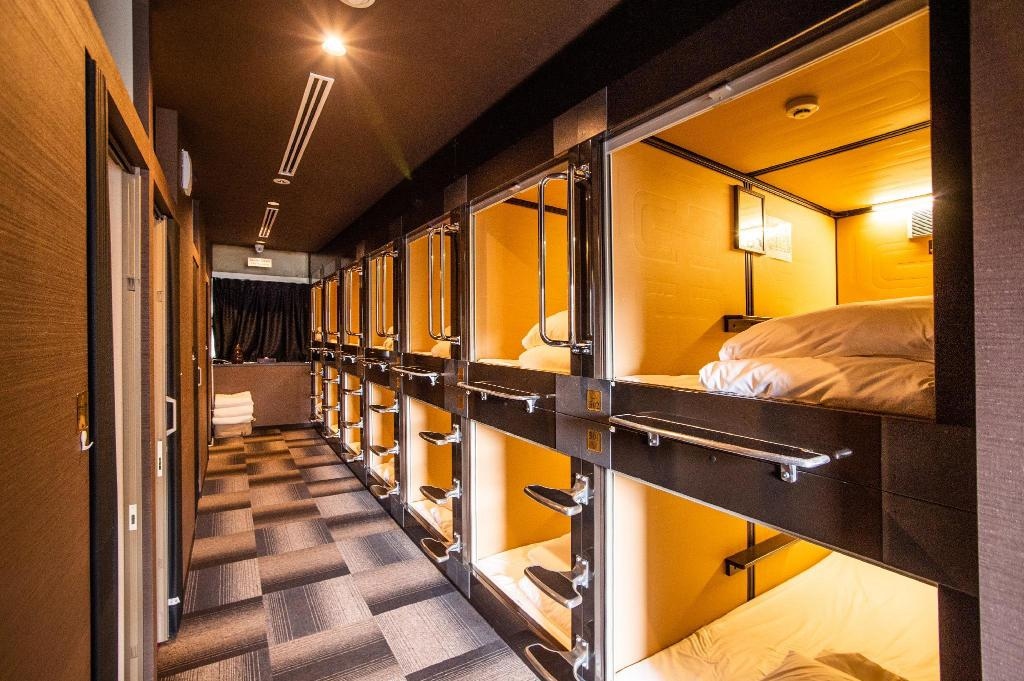 Capsule Hotel Hakodate, Japan - Photos, Room Rates & Promotions