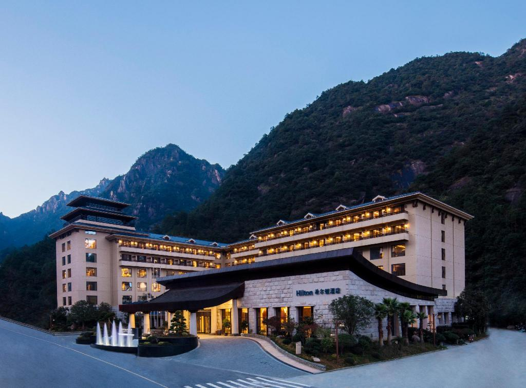 More about Hilton Sanqingshan Resort