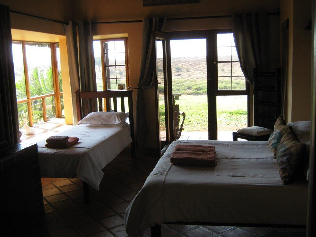 Double Room with kitchenette - Bed Bucklers Africa Bed and Breakfast