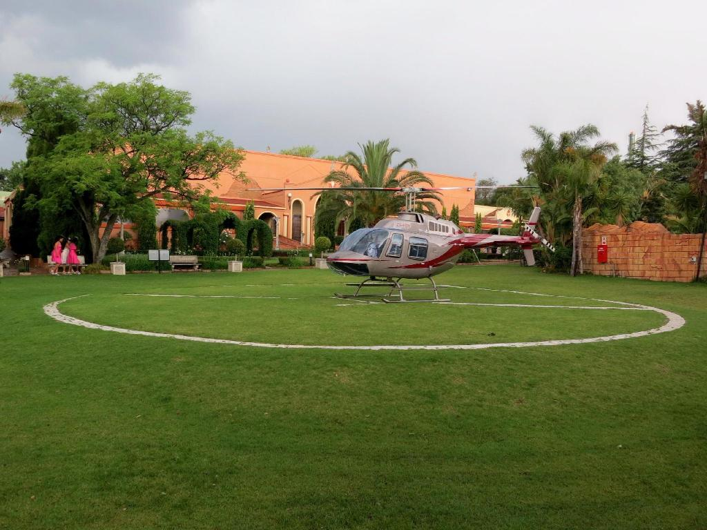 Exterior view Midrand Conference Centre