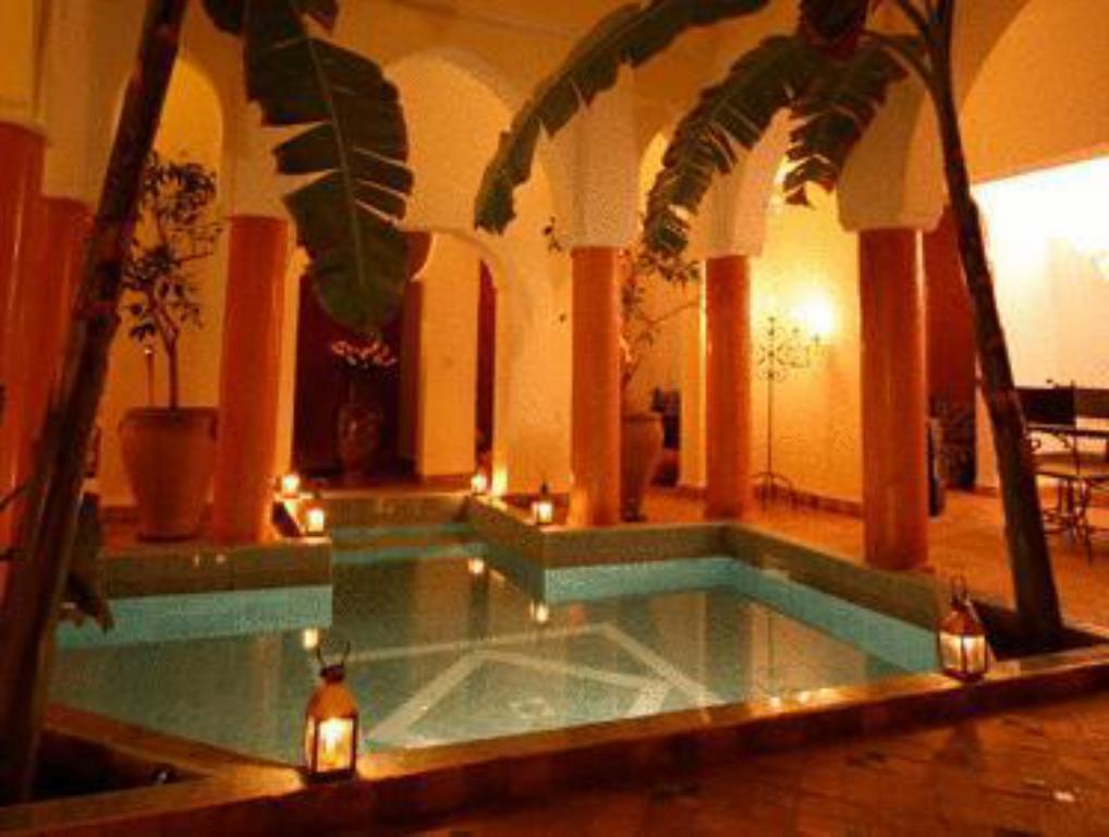 Swimming pool Riad Al Tainam