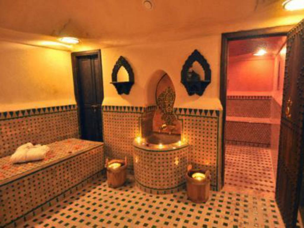 Bathroom Riad Salam Fes