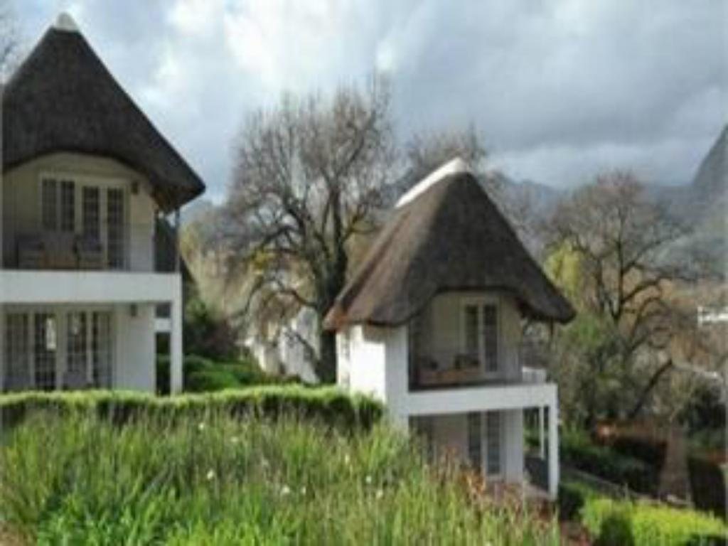 נוף חוץ The Villas at Le Franschhoek