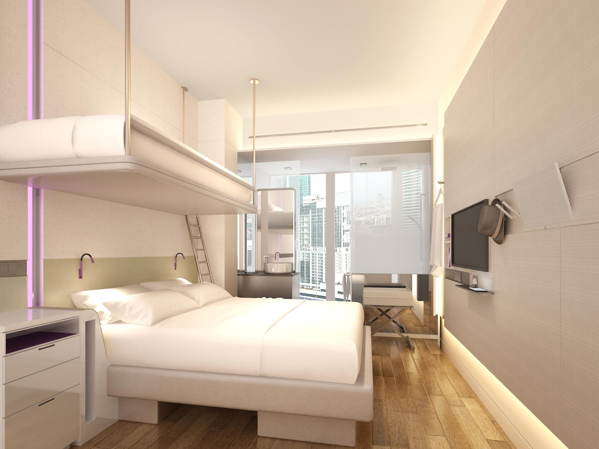 Best Price on YOTEL Singapore Orchard Road in Singapore + Reviews!