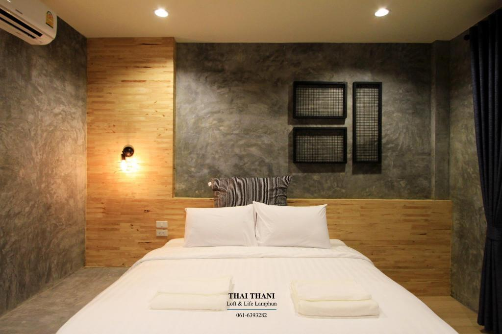 Superior (1 Tweepersoonsbed) - Bed THAI THANI LOFT & LIFE LAMPHUN
