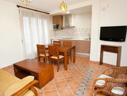 Apartament 1 Habitació (2-4 Adults) (One-Bedroom Apartment (2 - 4 Adults))