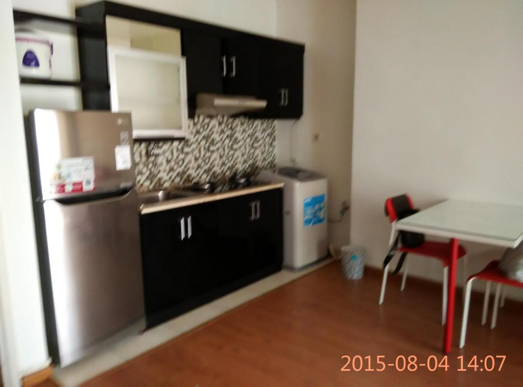 Κουζίνα Apartment City Home - Hawaiian 7th Fl  Adaru