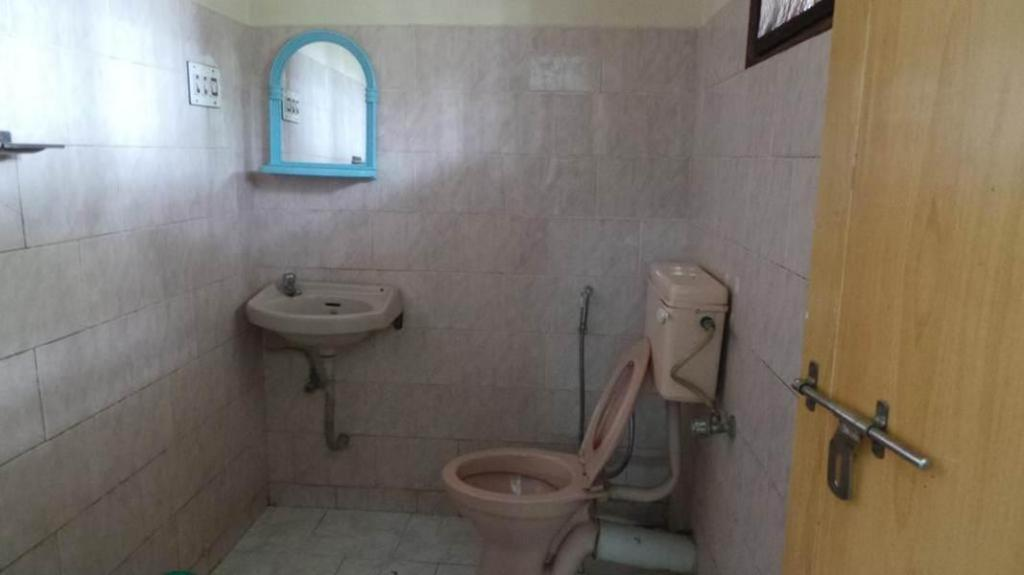 Bathroom Athira Residency
