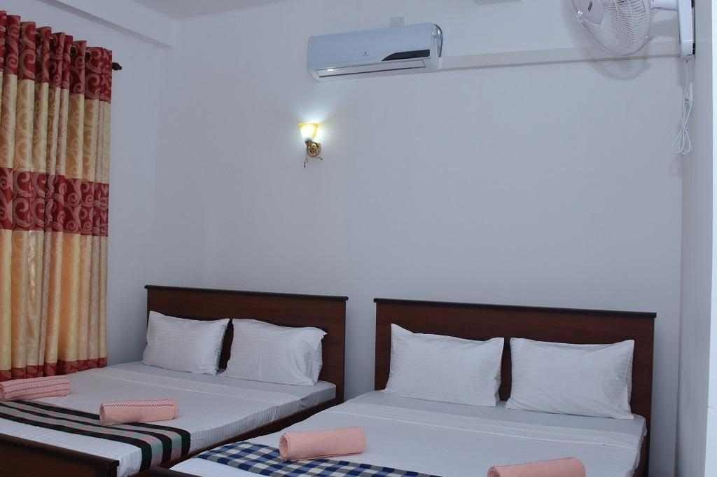 Family Air Conditioning - Bed Star Home Safari Resort