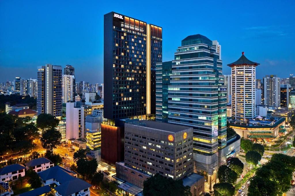 YOTEL Singapore Orchard Road - Room Deals, Photos & Reviews