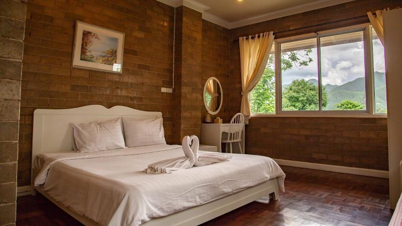 Honey Room with Double Bed