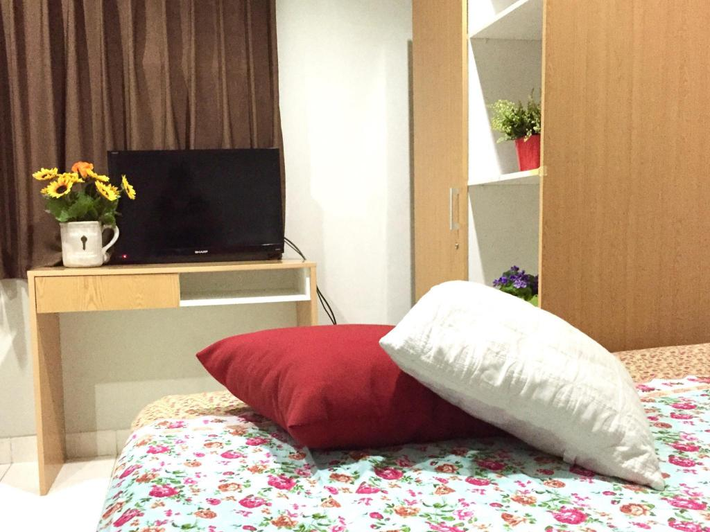 Interiér Griya Kuningan Single Room 3