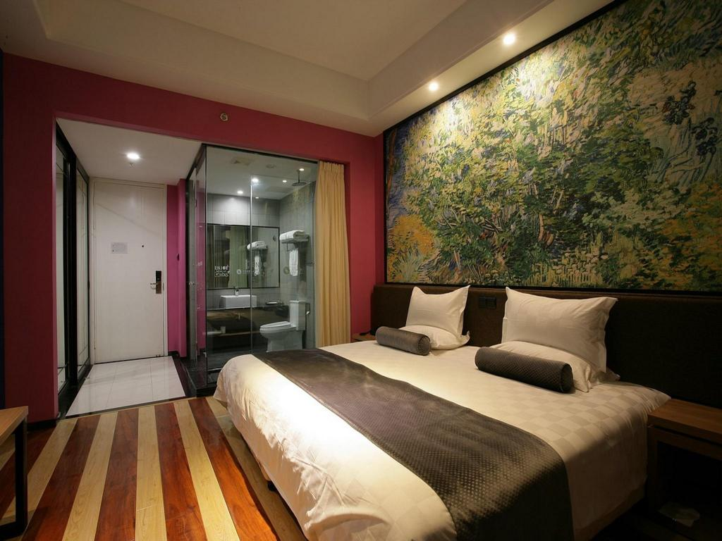 Δείτε 31 φωτογραφίες Hangzhou Fresh House Hotel Huang Long Branch