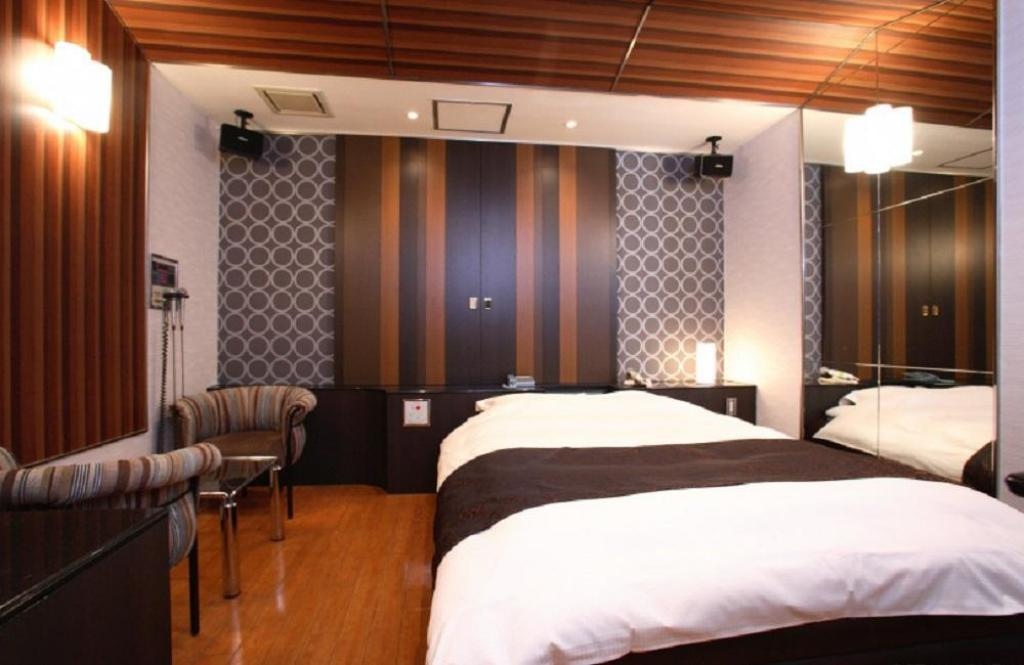 Standard Double Smoking - Guestroom Hotel Kara Hana Kyoto - Adult Only