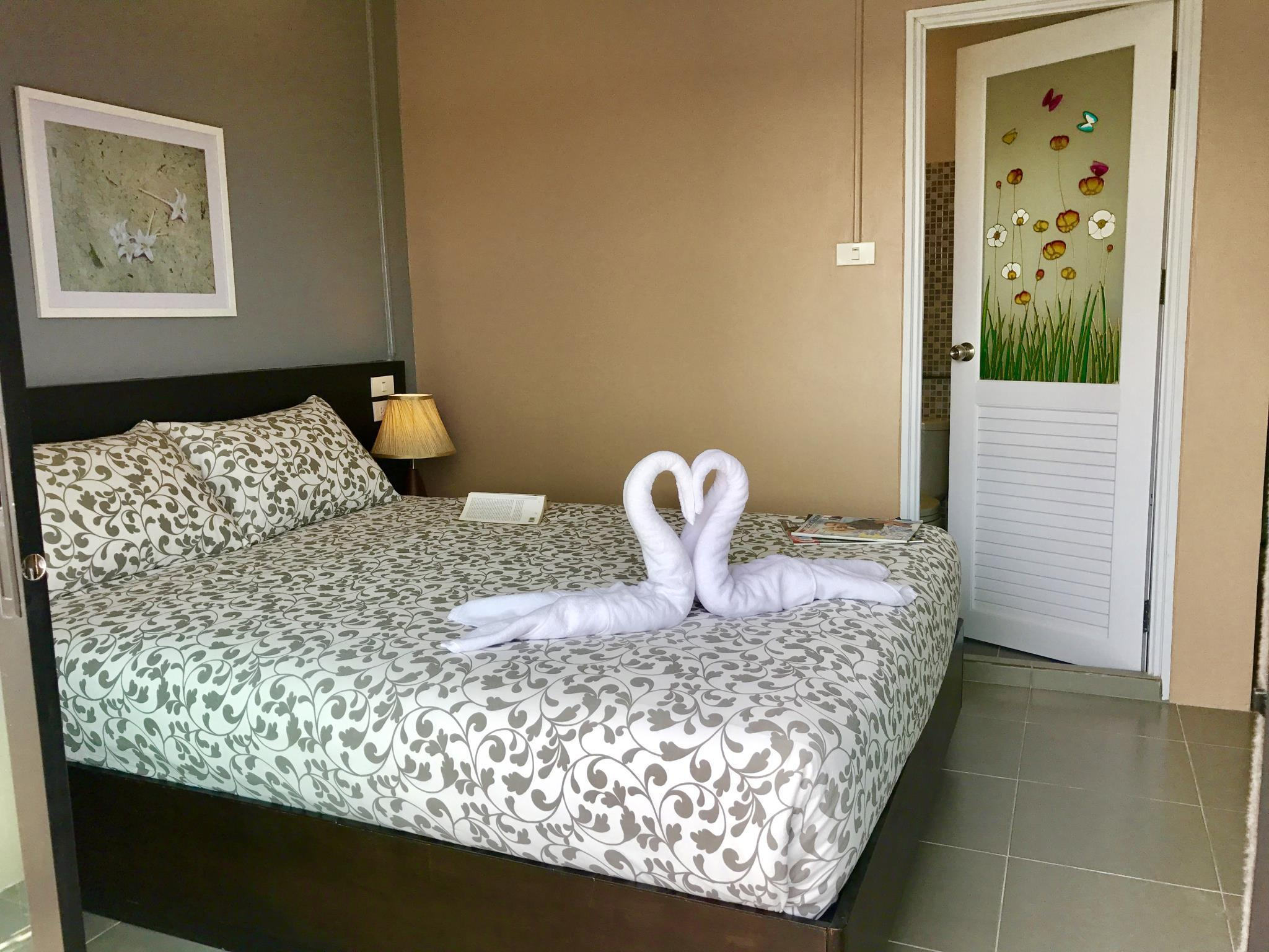 Standard Double Bed - Ground Floor