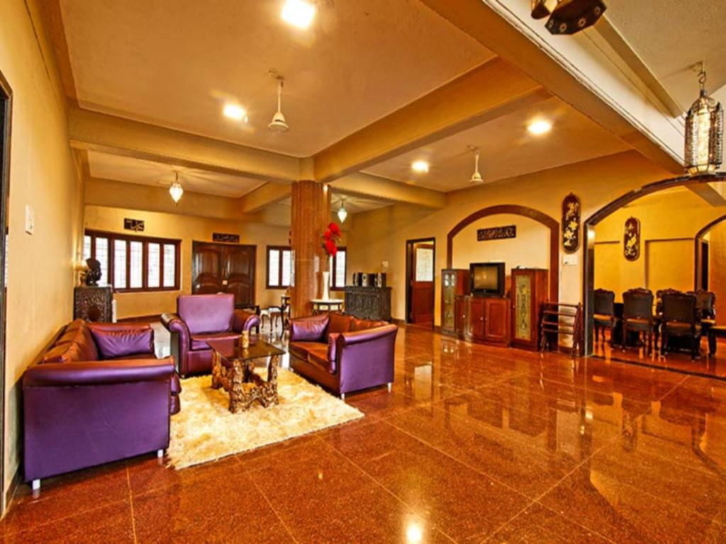 Interior view Dazzle Kainath Villa Karjat Private Pool 7 Bed