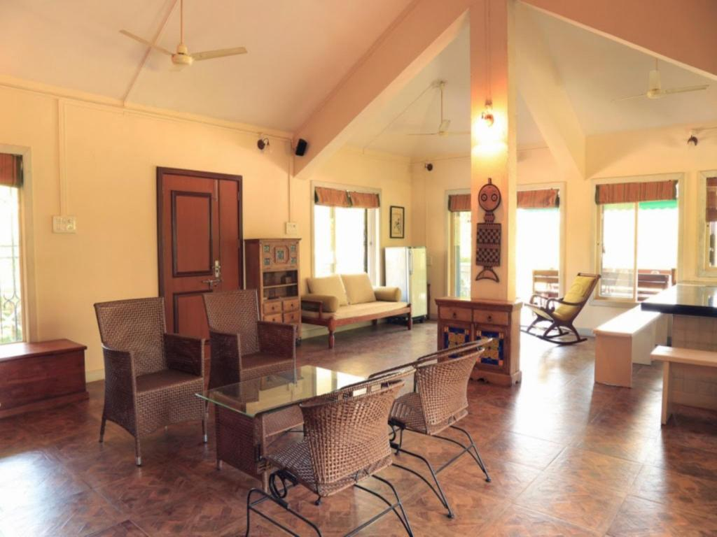 Interior view Tanmay Farms An Enchanting Gateway In Karjat