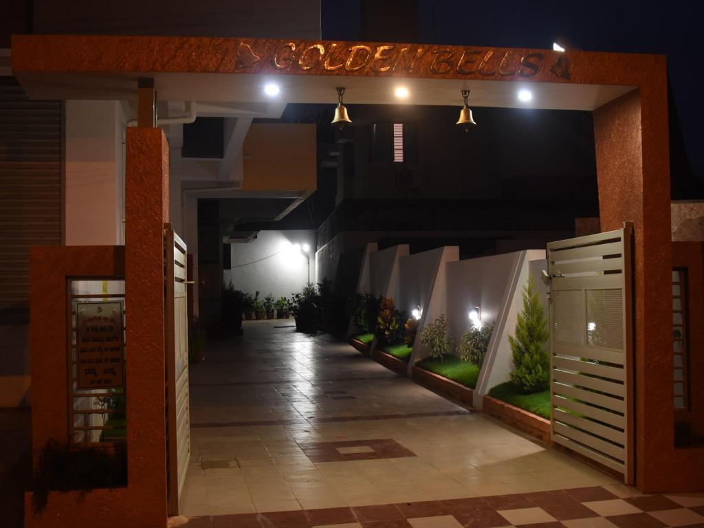 See all 7 photos Golden Bells Mysore Premium Serviced Apartments In