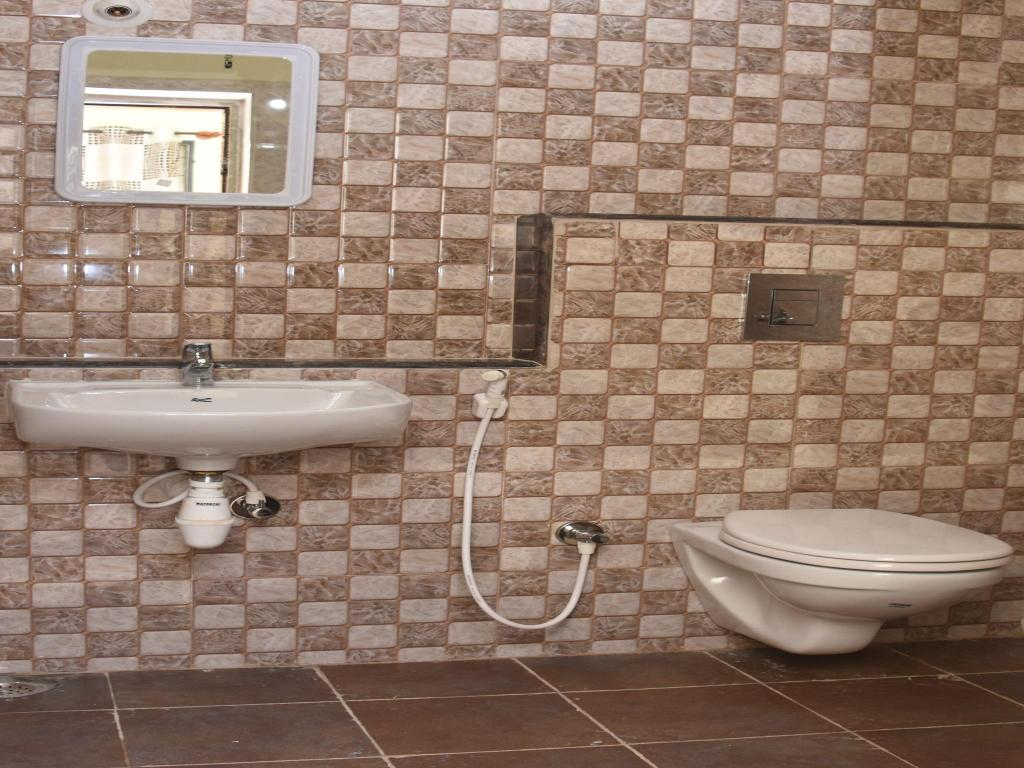 Bathroom Golden Bells Mysore Premium Serviced Apartments In