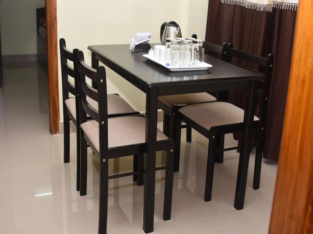 Interior view Golden Bells Mysore Premium Serviced Apartments In