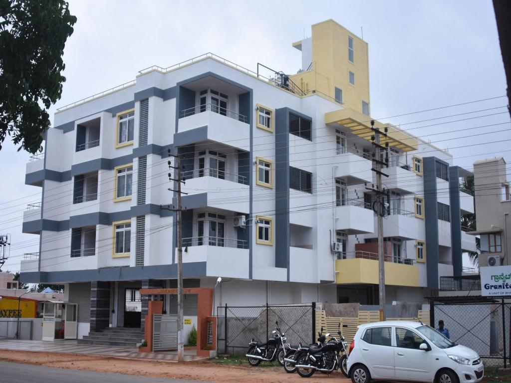 Golden Bells Mysore Premium Serviced Apartments In
