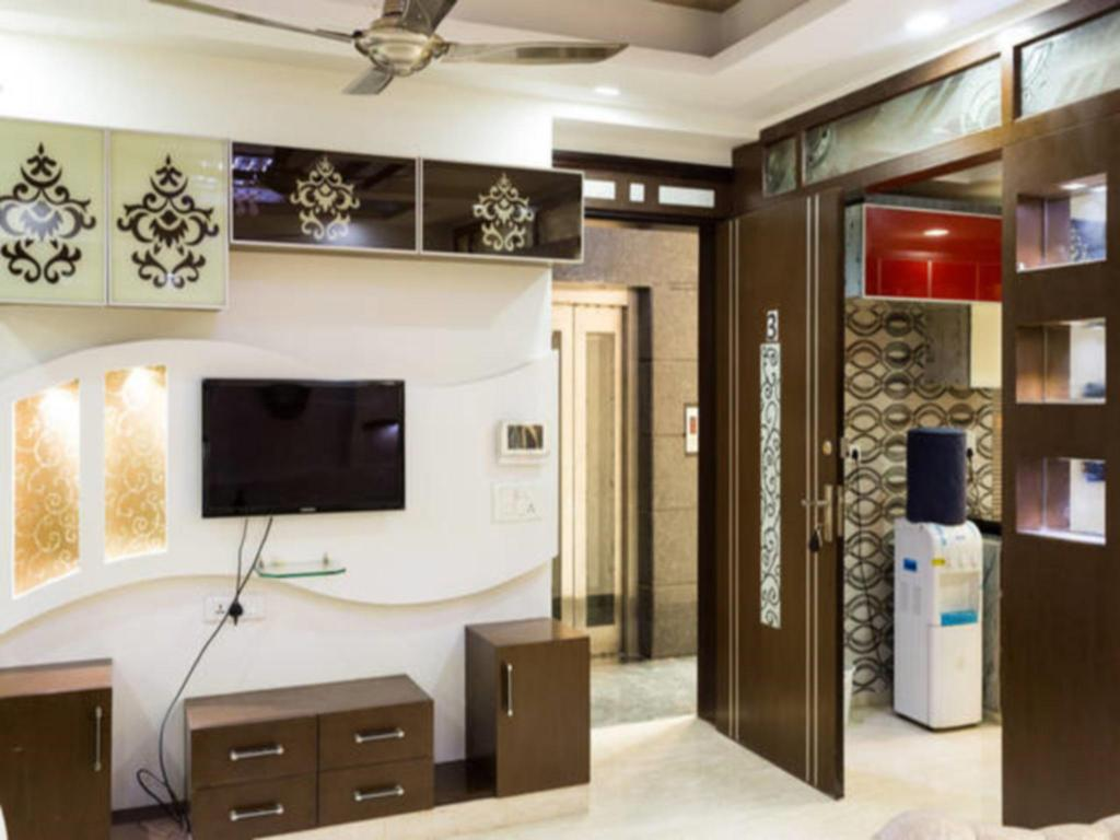 Interior view The Penthouse Penthousebeautiful Apartment - Delhi