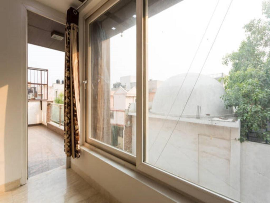 Balcony/terrace The Penthouse Penthousebeautiful Apartment - Delhi
