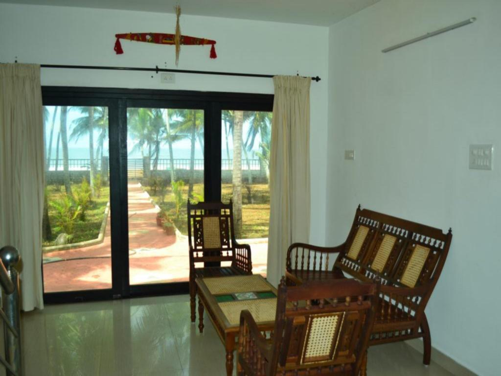 Interieur Beach House Room Accommodation In A Trivandrum