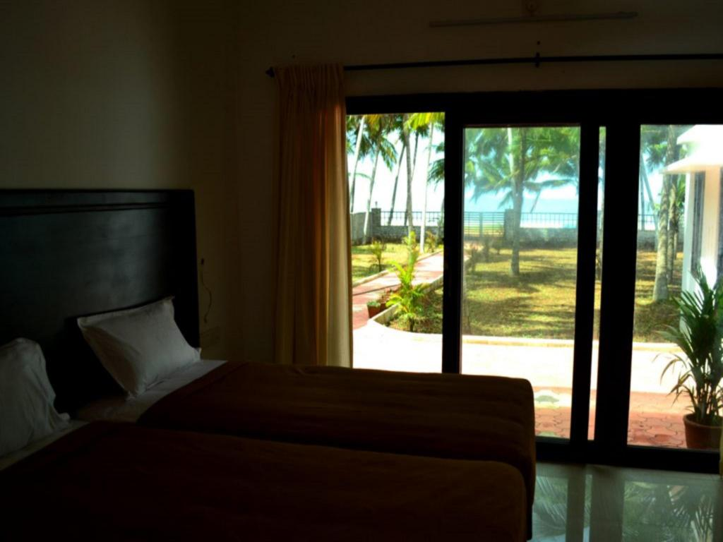 Huis - Bed Beach House Room Accommodation In A Trivandrum