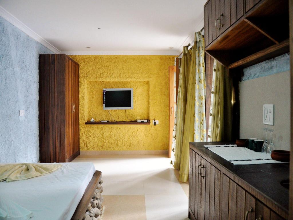 1-Bedroom Unit - Guestroom Prime Villas Goa Paradise Studio Stay