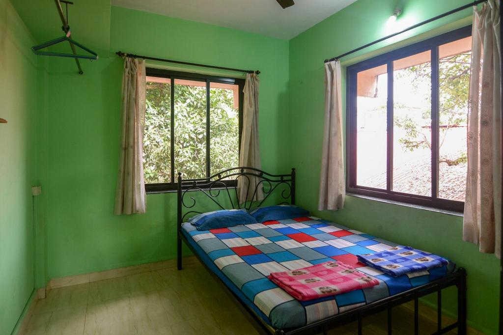 Bed Ashirwaad 2 Bedroom Apt Ac