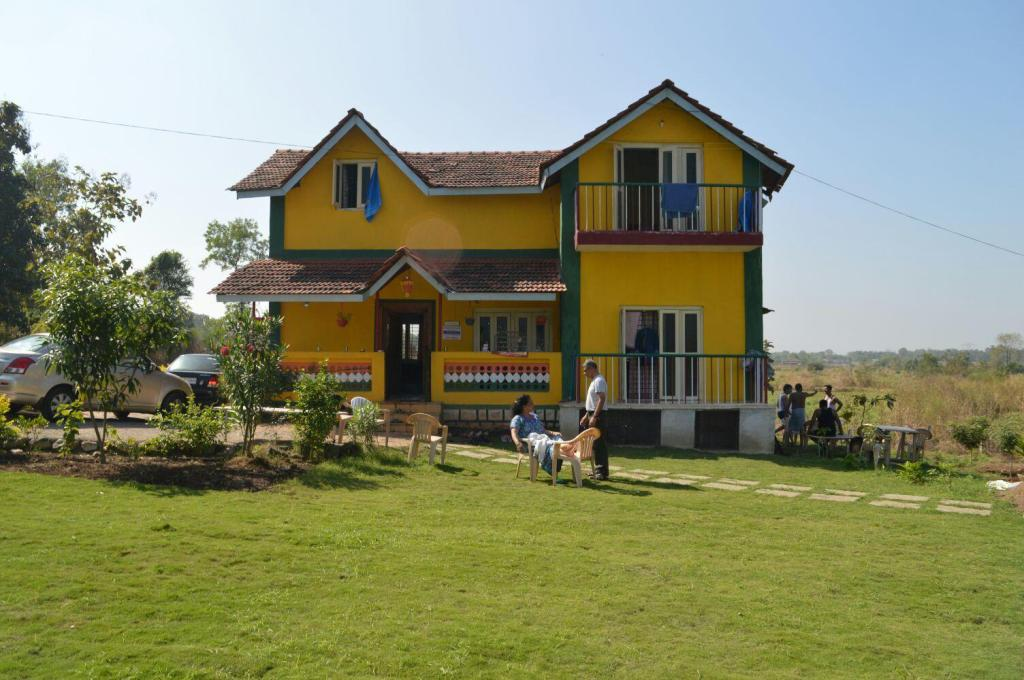 Khushilok Farms Bungalow