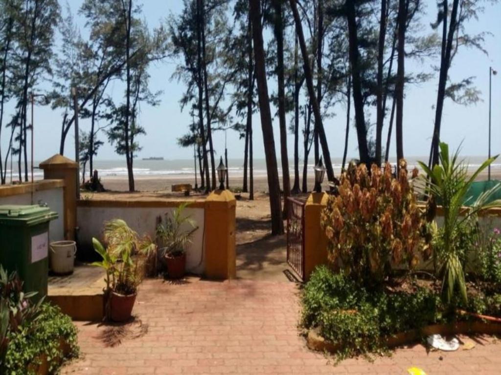 tuin Golden Swan Beach Resort Portuguese Style Villa