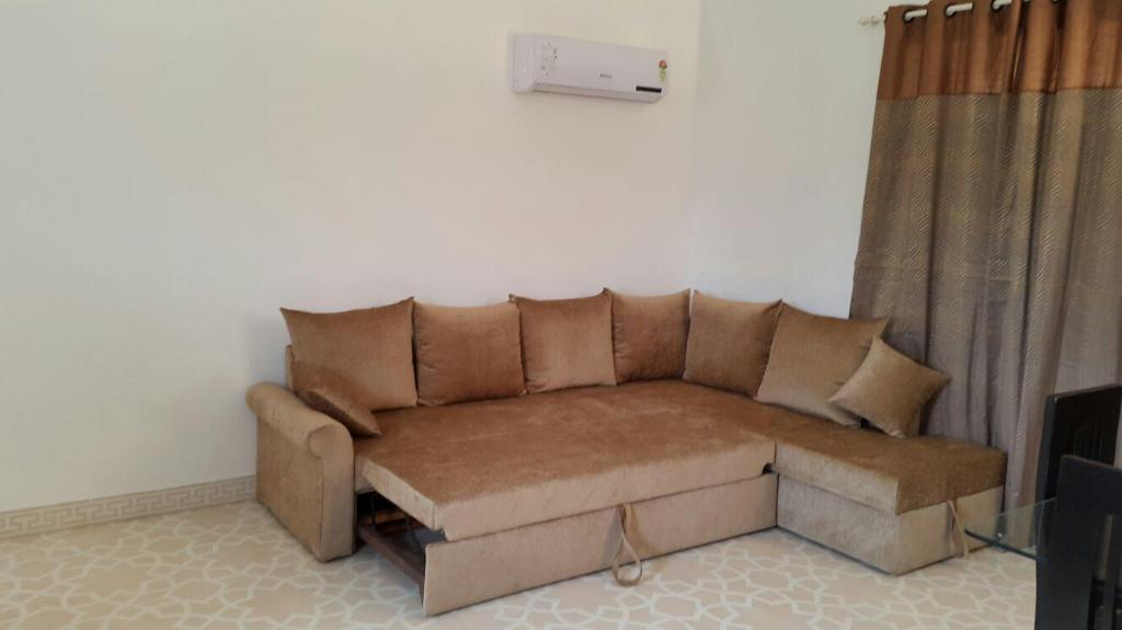 Lounge Sunaina Home 1Br At Santa Terra Candolim