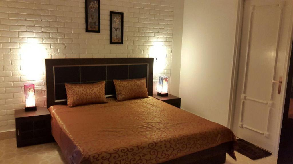 Apartment - Bed Sunaina Home 1Br At Santa Terra Candolim