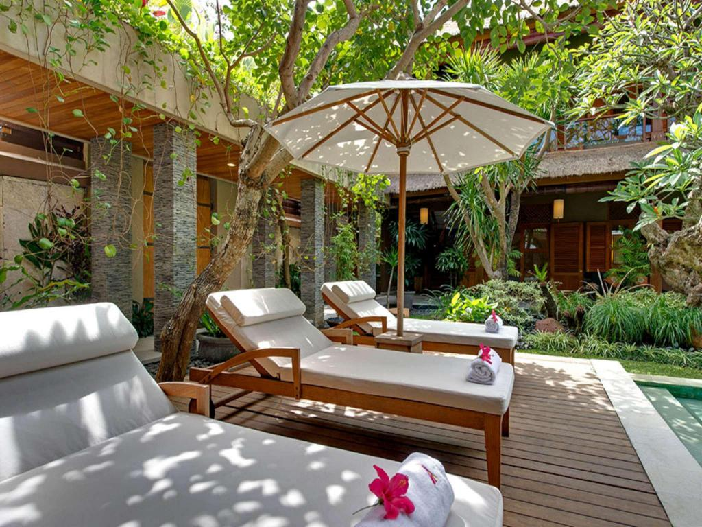 Facilities Exquisite 3 Br Villa Seminyak Near The Beach