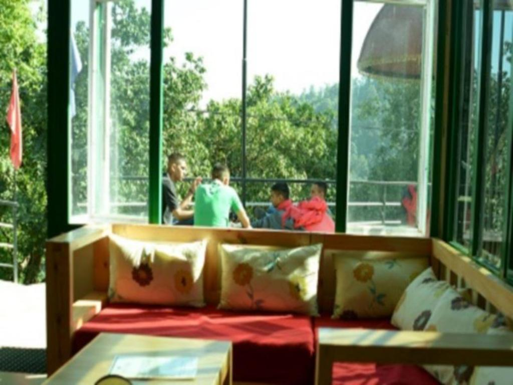 1-Bedroom Unit - View from inside Seegreen Lodges