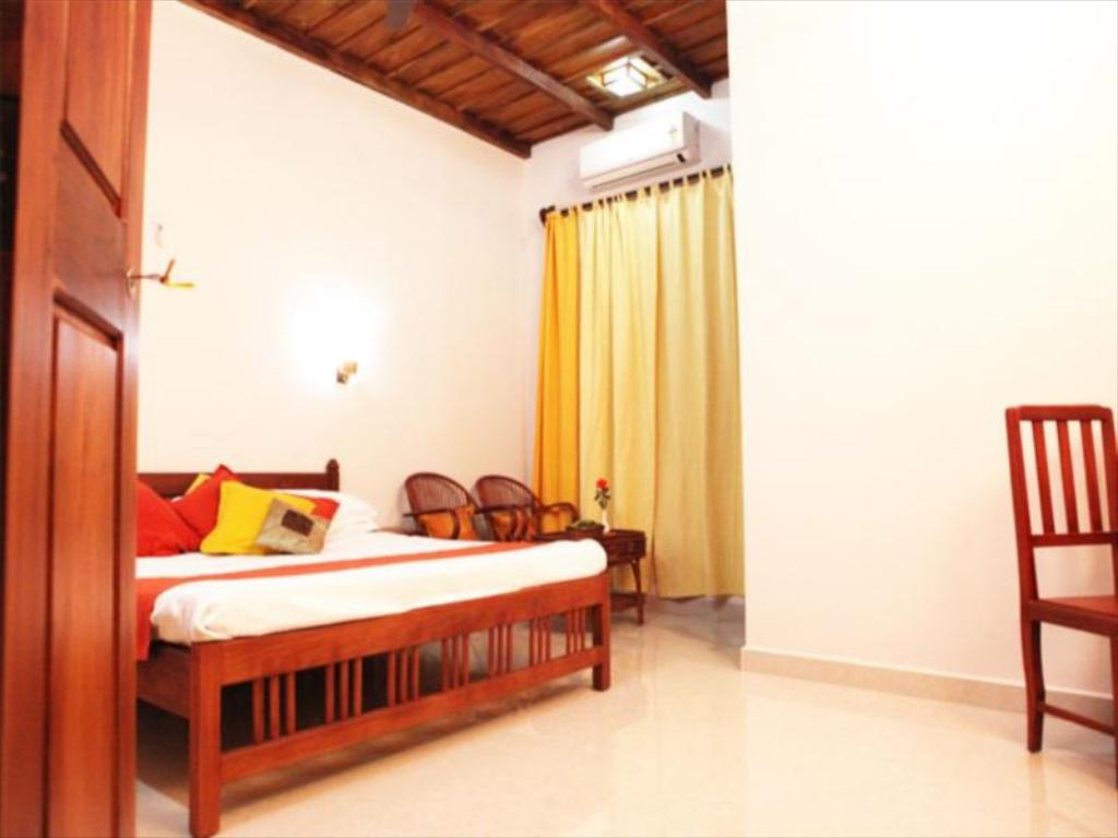 1-Bedroom Unit - Guestroom Mannaas Veedu -Countryside Deluxe Room