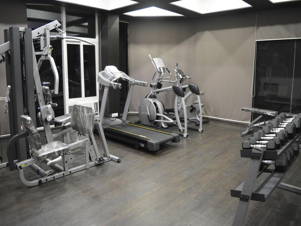 Fitness center Hummock Villa 4 Br In Lonavala