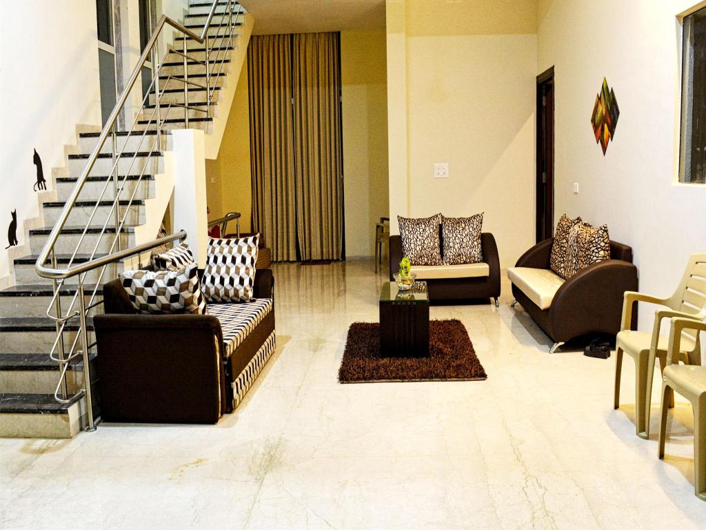 Interior view Hummock Villa 4 Br In Lonavala