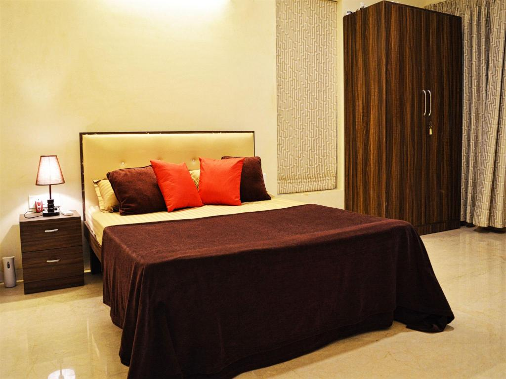 House - Bed Hummock Villa 4 Br In Lonavala