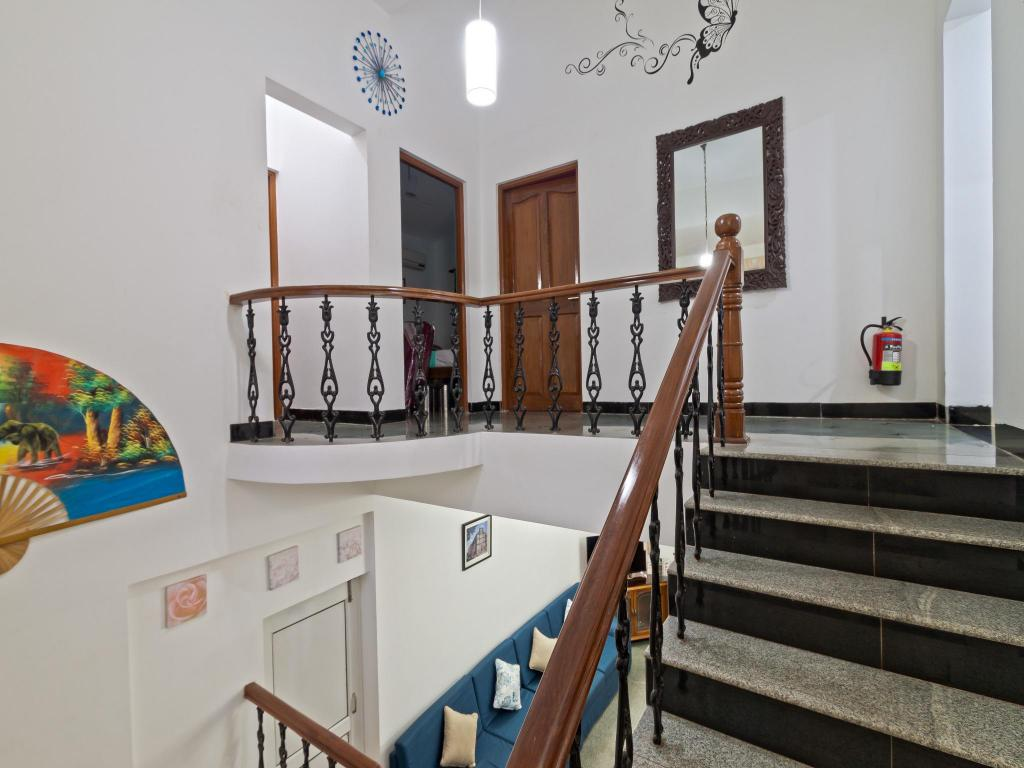 Interior view Villa Calangute Phase 2 Private 6 Br With Pool