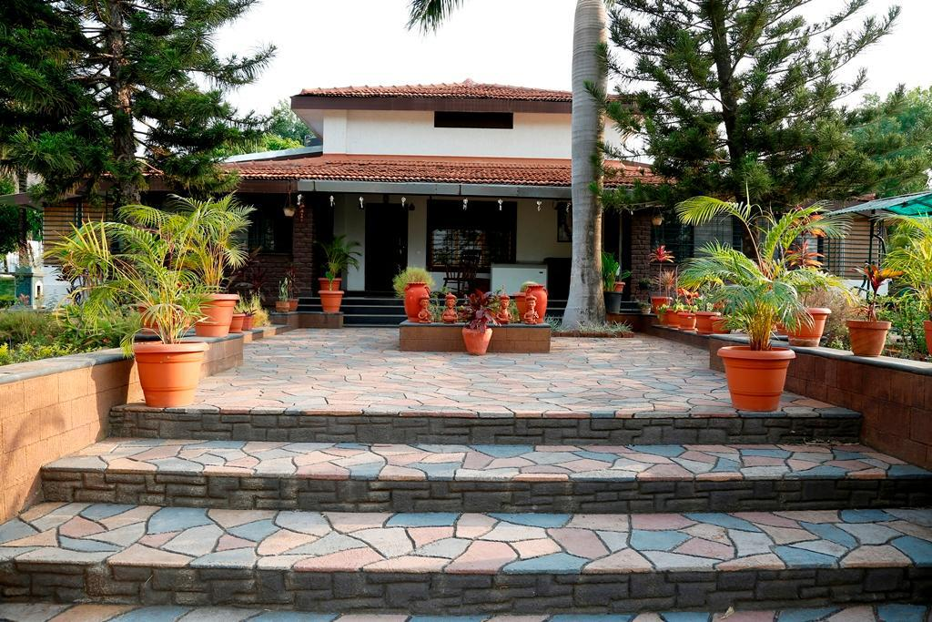Βίλα/Μπανγκαλόου Pandit Farmhouse At The Foothills Of Mahabaleshwar